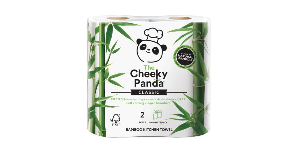 Bambusz papírtörlő - Cheeky Panda