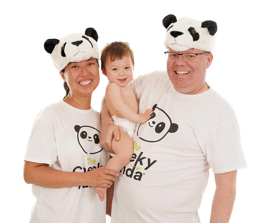 Baby Leo - Cheeky Panda