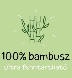 100% bambusz - Cheeky Panda